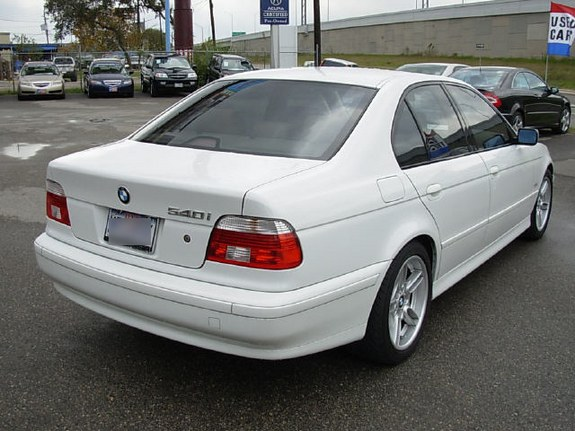 Another DFW540i 2001 BMW 5 Series post... - 9492711