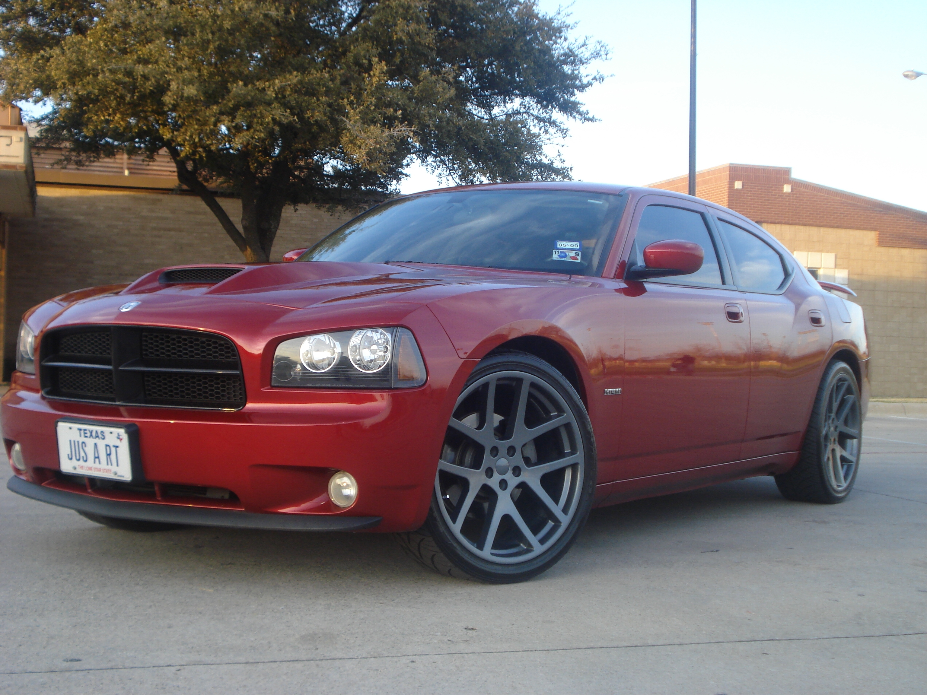 HEMICHARGED's 2006 Dodge Charger