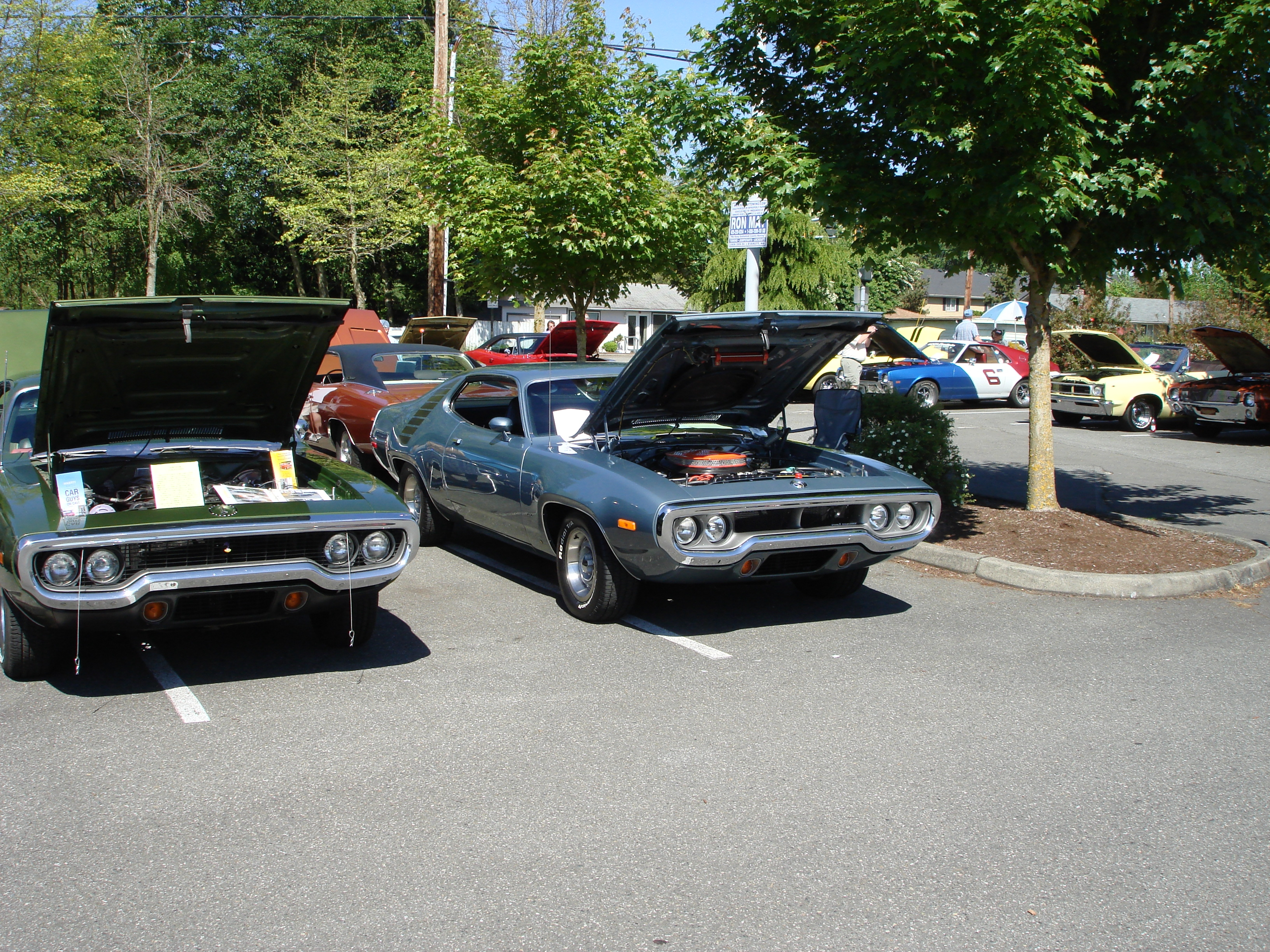 Another dewilkinson 1972 Plymouth Roadrunner post... - 12509362