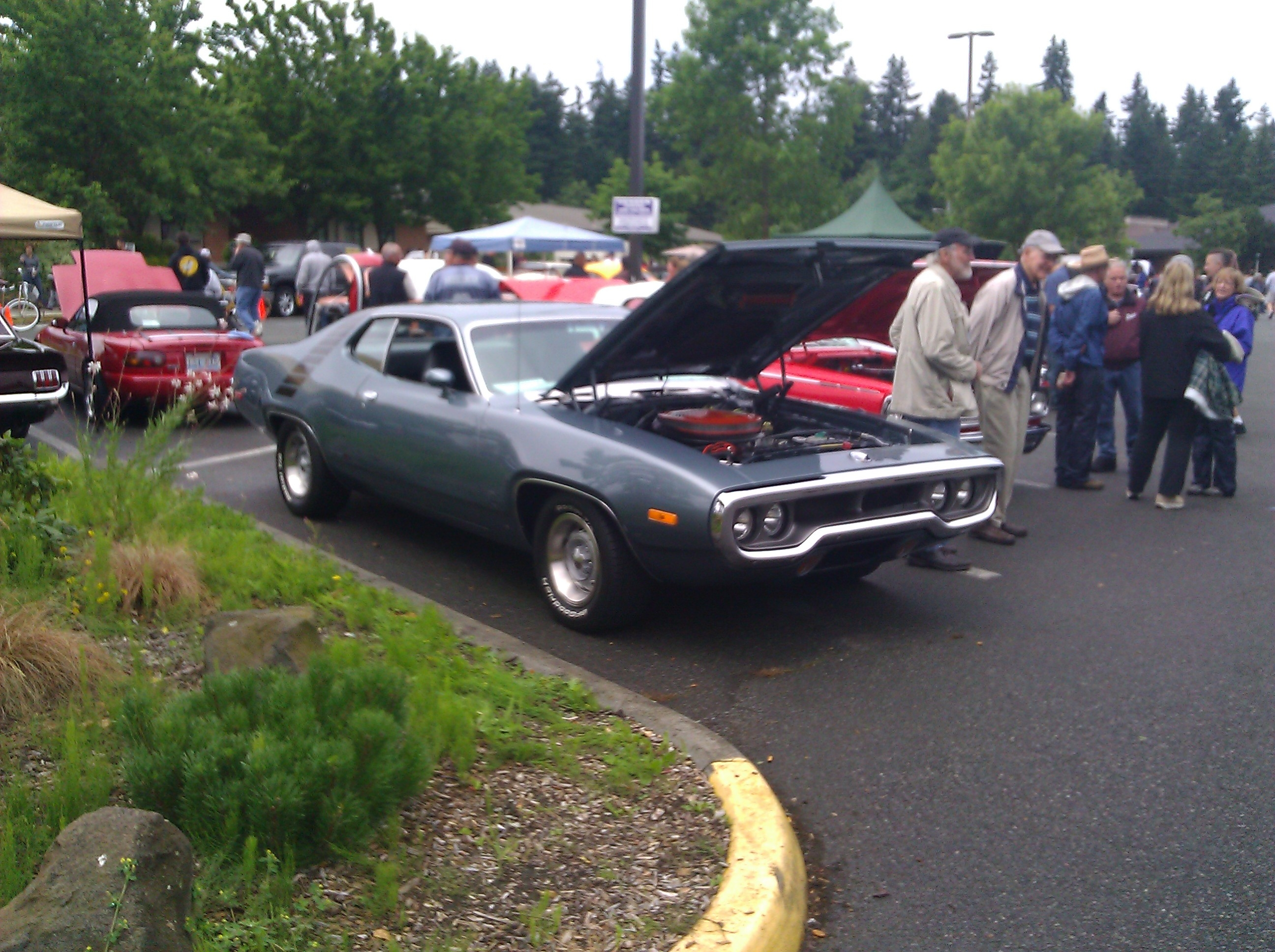 Another dewilkinson 1972 Plymouth Roadrunner post... - 12509365