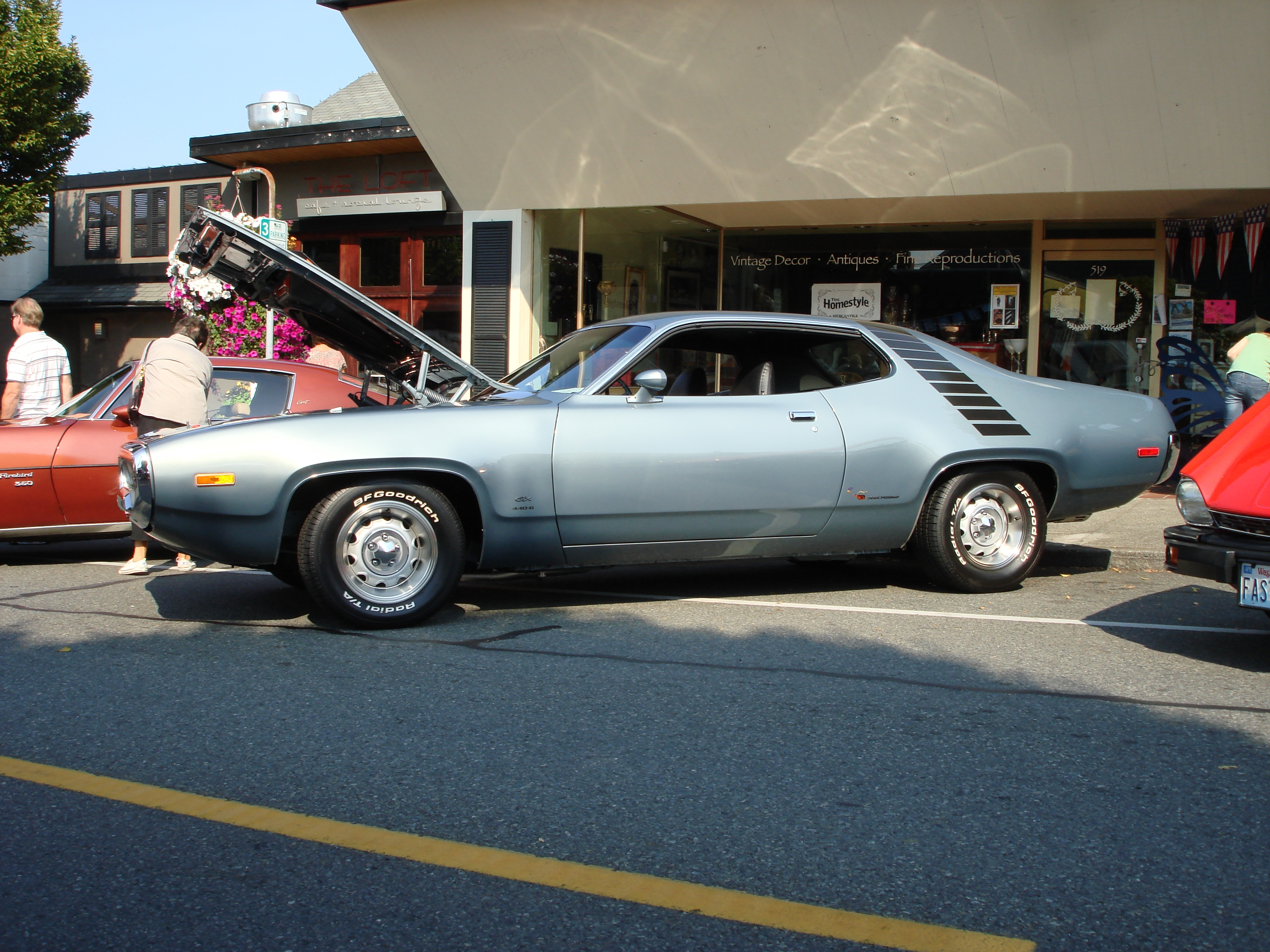 Another dewilkinson 1972 Plymouth Roadrunner post... - 12509368