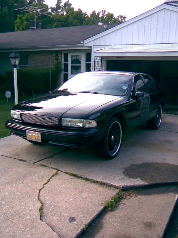 Another ChinWoo 1994 Chevrolet Caprice post... - 12512681