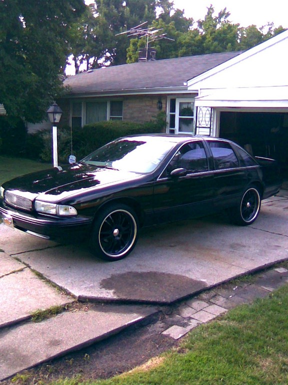 Another ChinWoo 1994 Chevrolet Caprice post... - 12512682