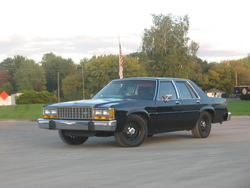 1987cp 1987 Ford LTD Crown Victoria