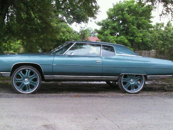 Another bigl-7186 1971 Chevrolet Caprice post... - 12512487