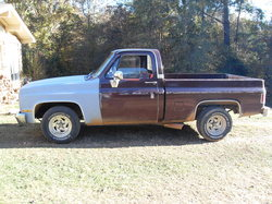 mavgrabber72s 1984 GMC Sierra (Classic) 1500 Regular Cab