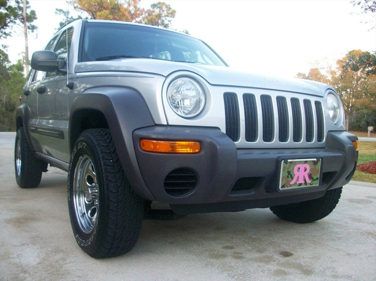 jeepgirl09's 2002 Jeep Liberty