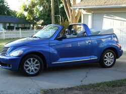 TurboKeeblers 2006 Chrysler PT Cruiser