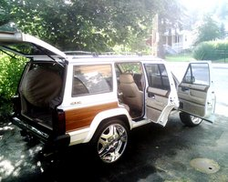LOW_PROFILE92s 1992 Jeep Cherokee