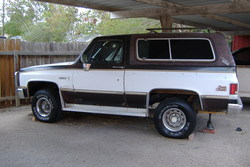 gabegmcs 1985 GMC Jimmy