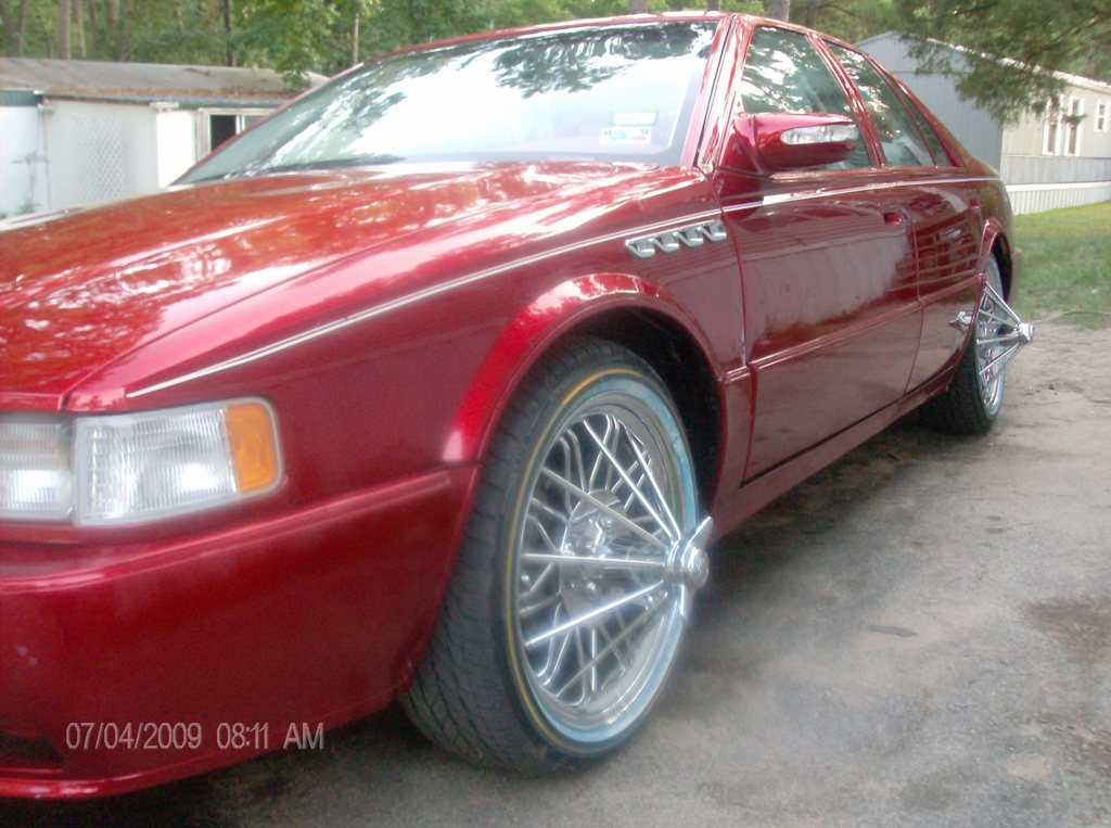 Another satch84 1992 Cadillac STS post... - 12514824
