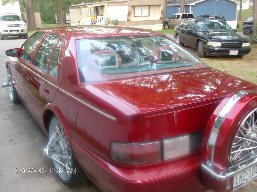 Another satch84 1992 Cadillac STS post... - 12514826
