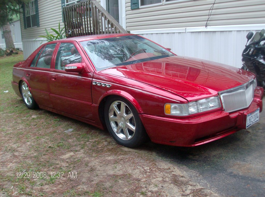 Another satch84 1992 Cadillac STS post... - 12514846