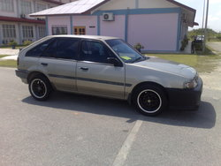 acctbizzky 1989 Ford Laser