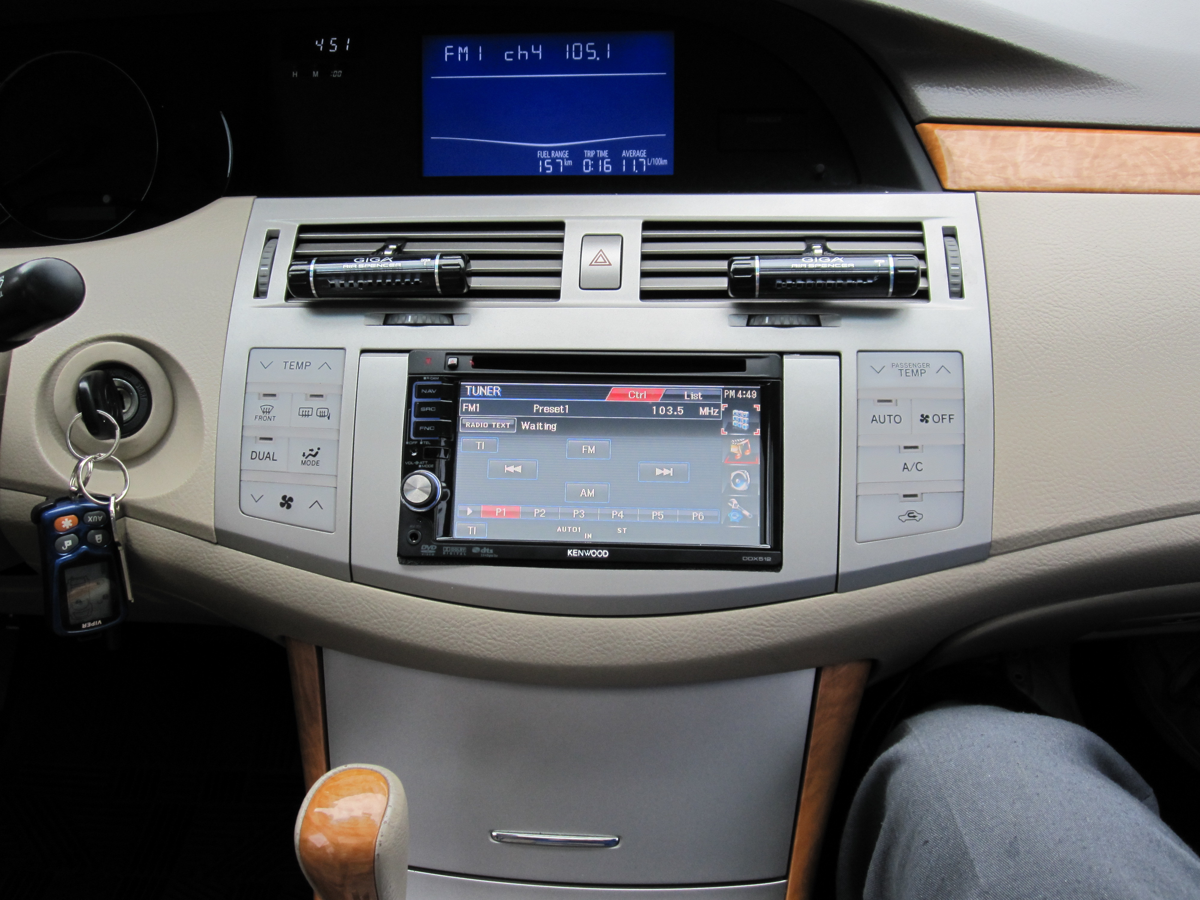 Watch further Apple Carplay Android Auto Third Party Pioneer Avic 8100nex Review furthermore 161986 1993 Mustang Cobra Eec Pinout Conflict moreover 120984463785 likewise 177603 2006 Toyota Avalon Double Din Dash Kit. on toyota tacoma stereo install kit