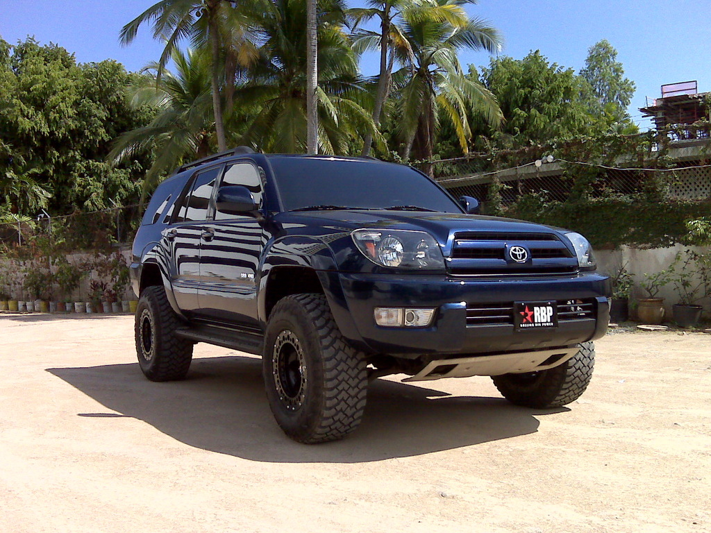6153149 2005 toyota 4runner specs photos modification. Black Bedroom Furniture Sets. Home Design Ideas
