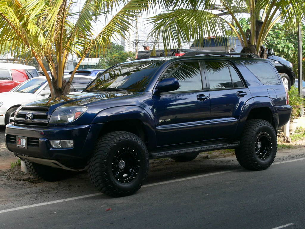 6153149 2005 Toyota 4runner Specs Photos Modification