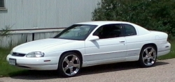 pimpinplasticcars 1995 Chevrolet Monte Carlo
