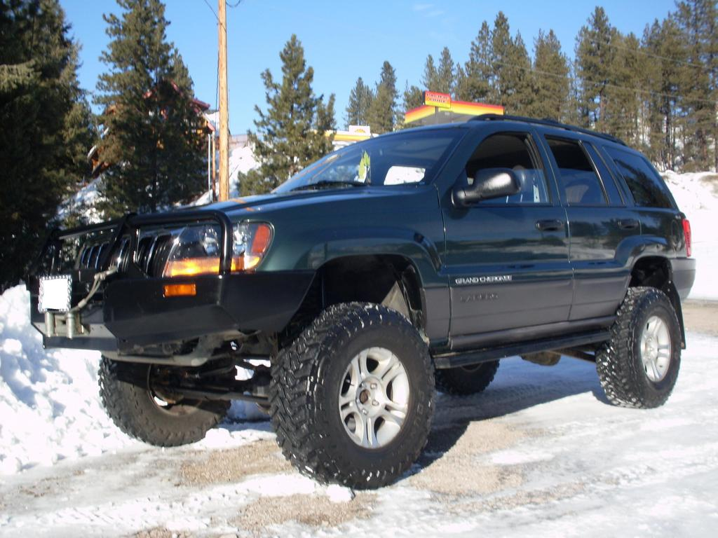 Caseysjeepwj 2000 Jeep Grand Cherokee Specs Photos Modification