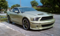 RuGeDRaWs 2005 Ford Mustang