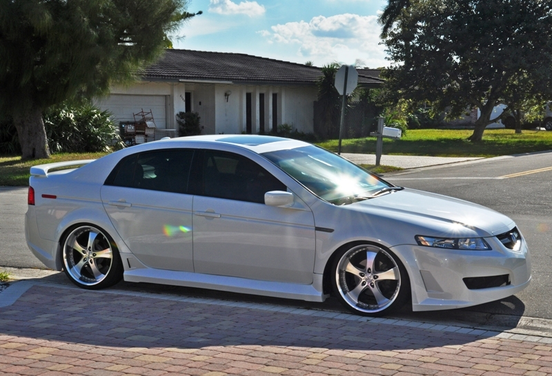 Tl Trew 2005 Acura Tl Specs Photos Modification Info At