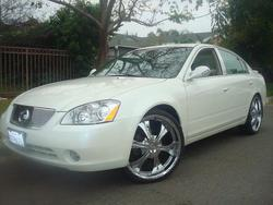 lowfairlanes 2004 Nissan Altima