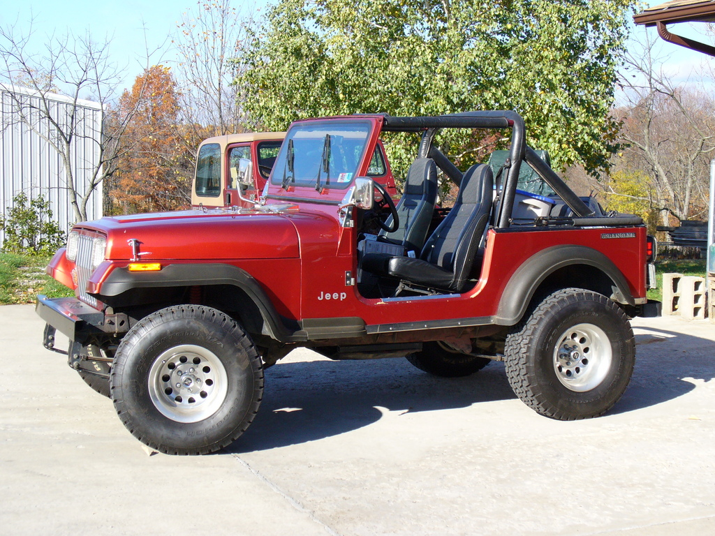 Another br1u9c5e2 1987 Jeep Wrangler post... - 12518366