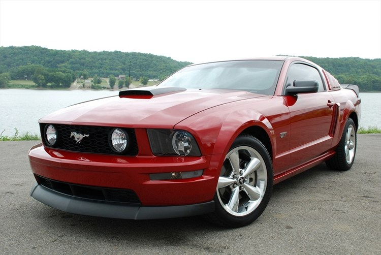 MeanStang08's 2008 Ford Mustang