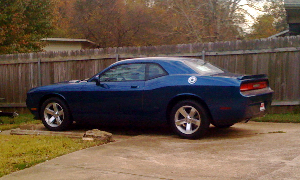 chris1992 2009 Dodge Challenger 12519899