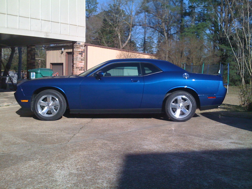 chris1992 2009 Dodge Challenger 12519907