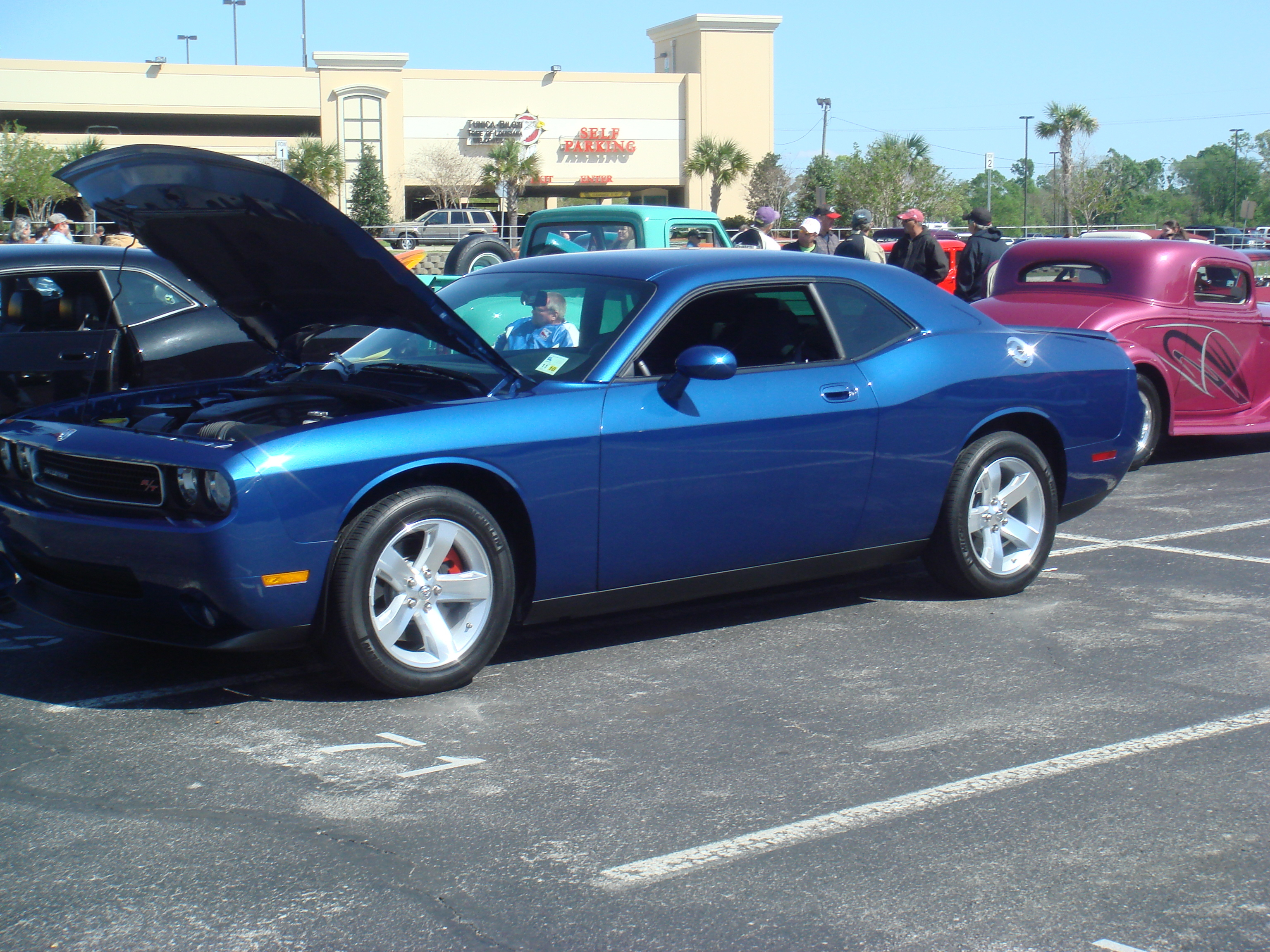 chris1992 2009 Dodge Challenger 12519946