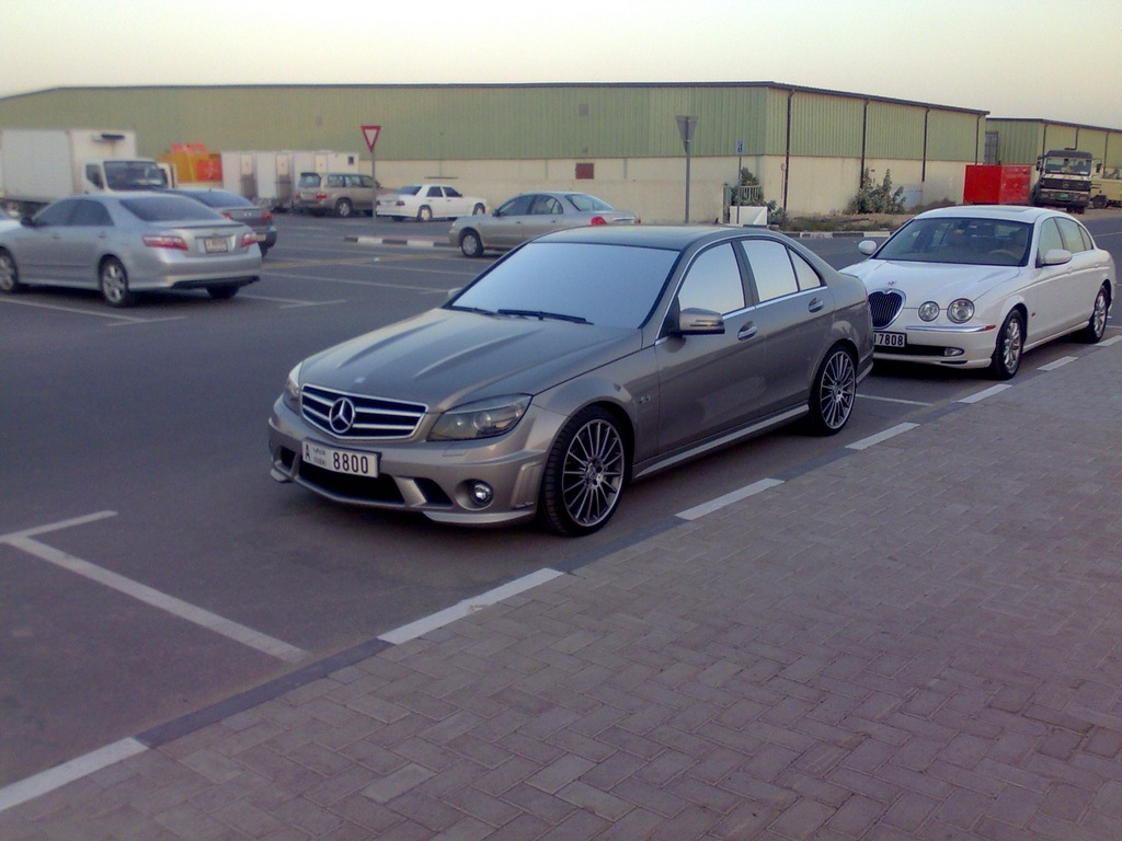 Another abutta88 2009 Mercedes-Benz C-Class post... - 13634046