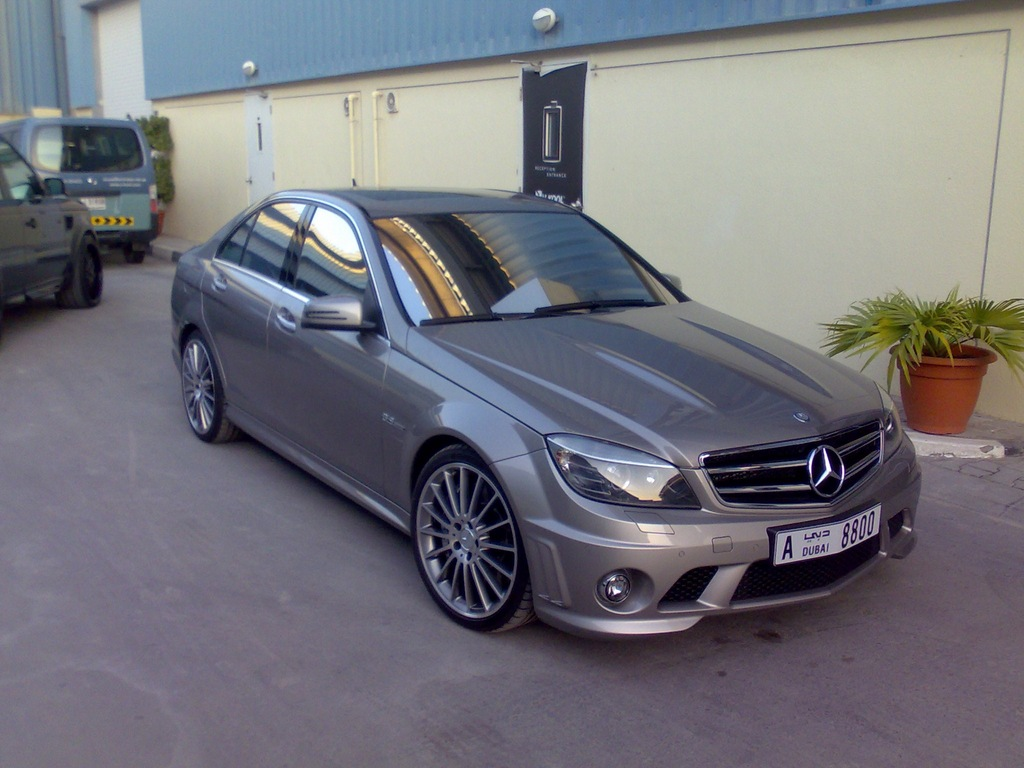 Another abutta88 2009 Mercedes-Benz C-Class post... - 13634047