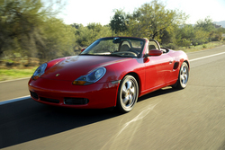 TurboBoxters 2000 Porsche Boxster