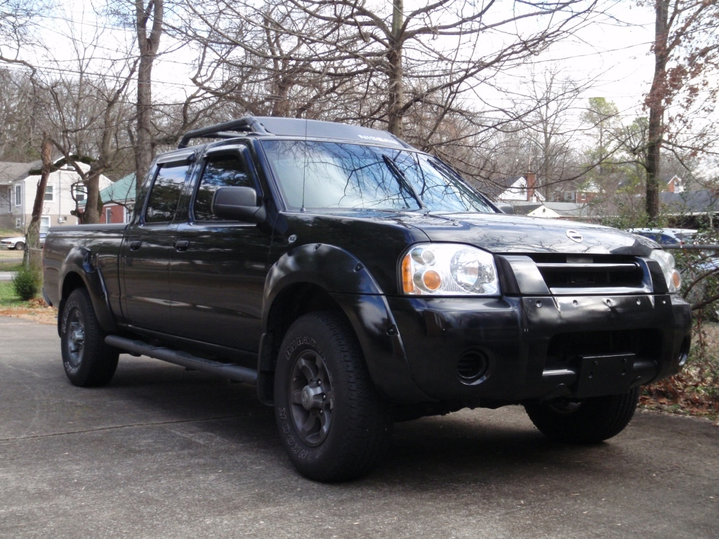 Another BlackBeauty1019 2004 Nissan Frontier Regular Cab post... - 12521130