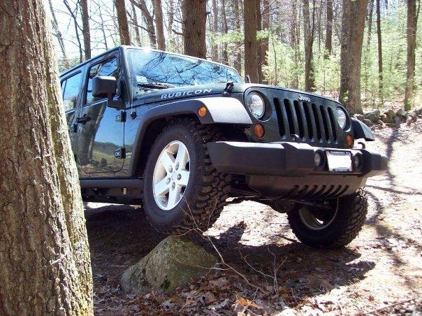 MassholeRubicon 2008 Jeep Rubicon Specs Photos Modification Info