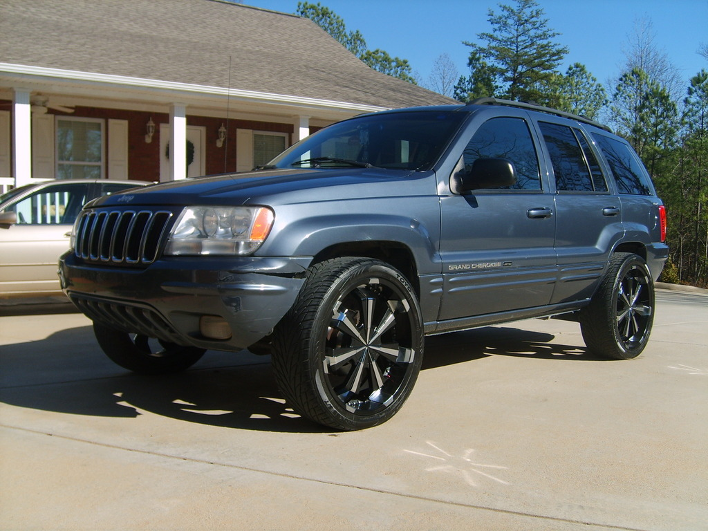 iangilstrap1580 2001 jeep grand cherokee specs, photos