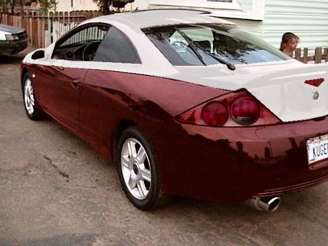 Another HIGHL1FE 2002 Mercury Cougar post... - 12522562