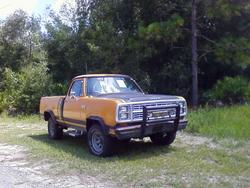 woodwarrior4163 1979 Dodge Power Wagon