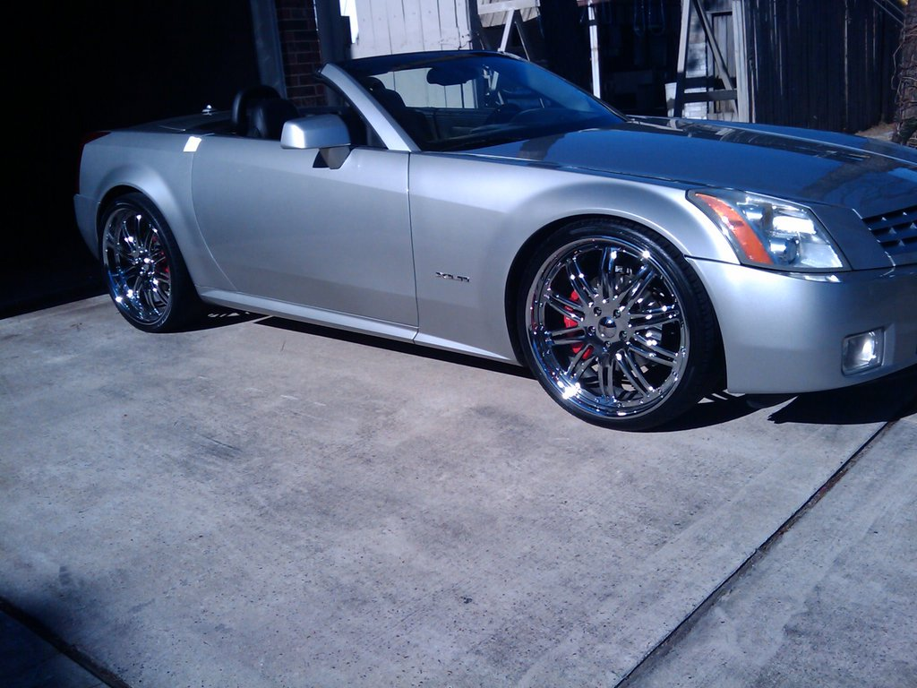 Another 4doordroper 2004 Cadillac XLR post... - 12524261