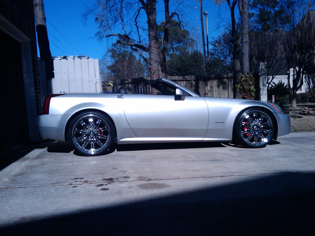 Another 4doordroper 2004 Cadillac XLR post... - 12524262