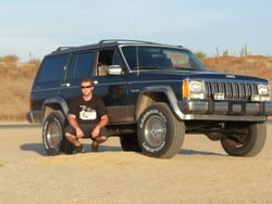 TheCheddarbobs 1994 Jeep Cherokee