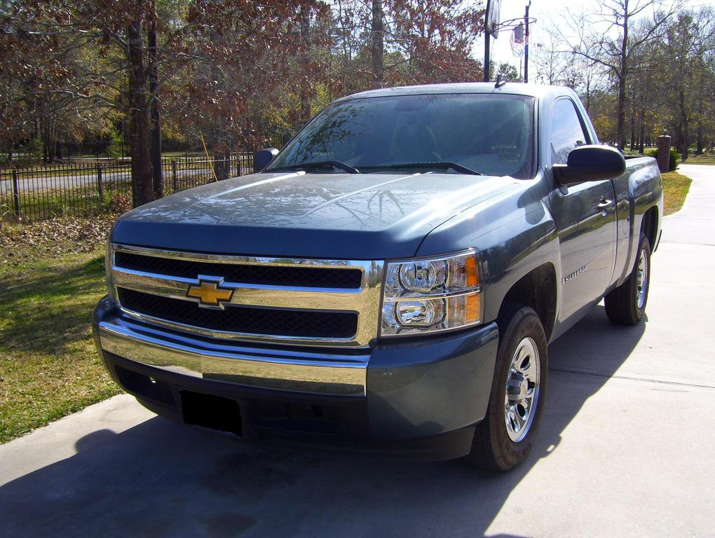 08 silverado 2008 chevrolet silverado 1500 regular cab specs photos modification info at cardomain. Black Bedroom Furniture Sets. Home Design Ideas