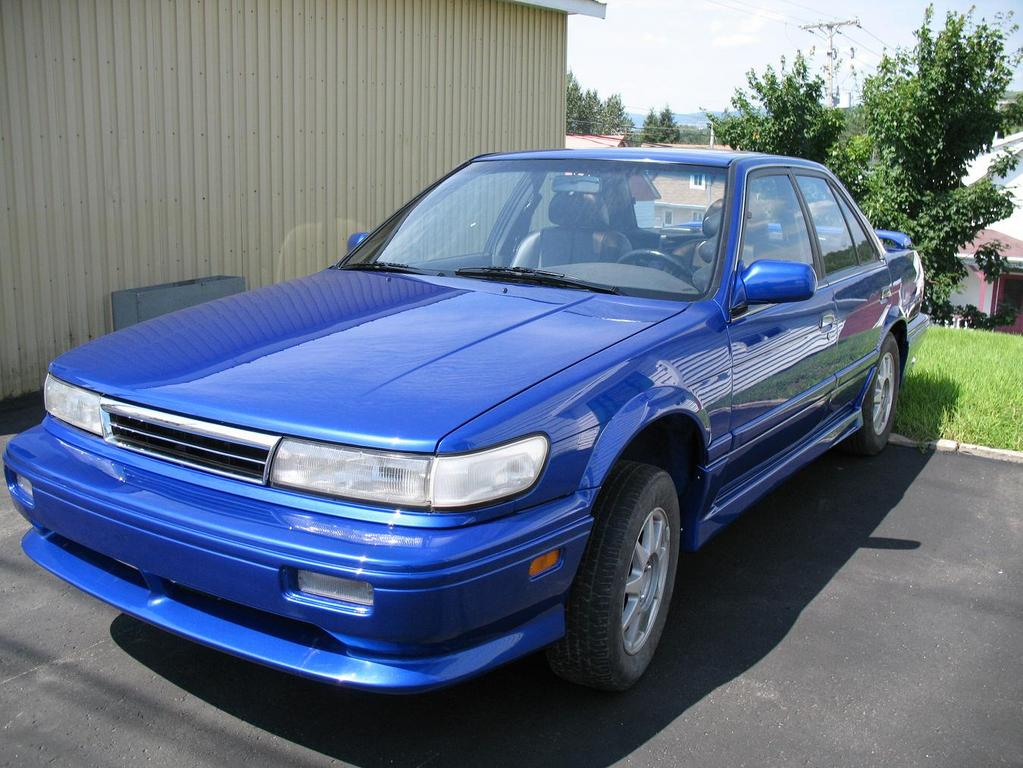 Another Altima0235SE 1992 Nissan Stanza post... - 12525045