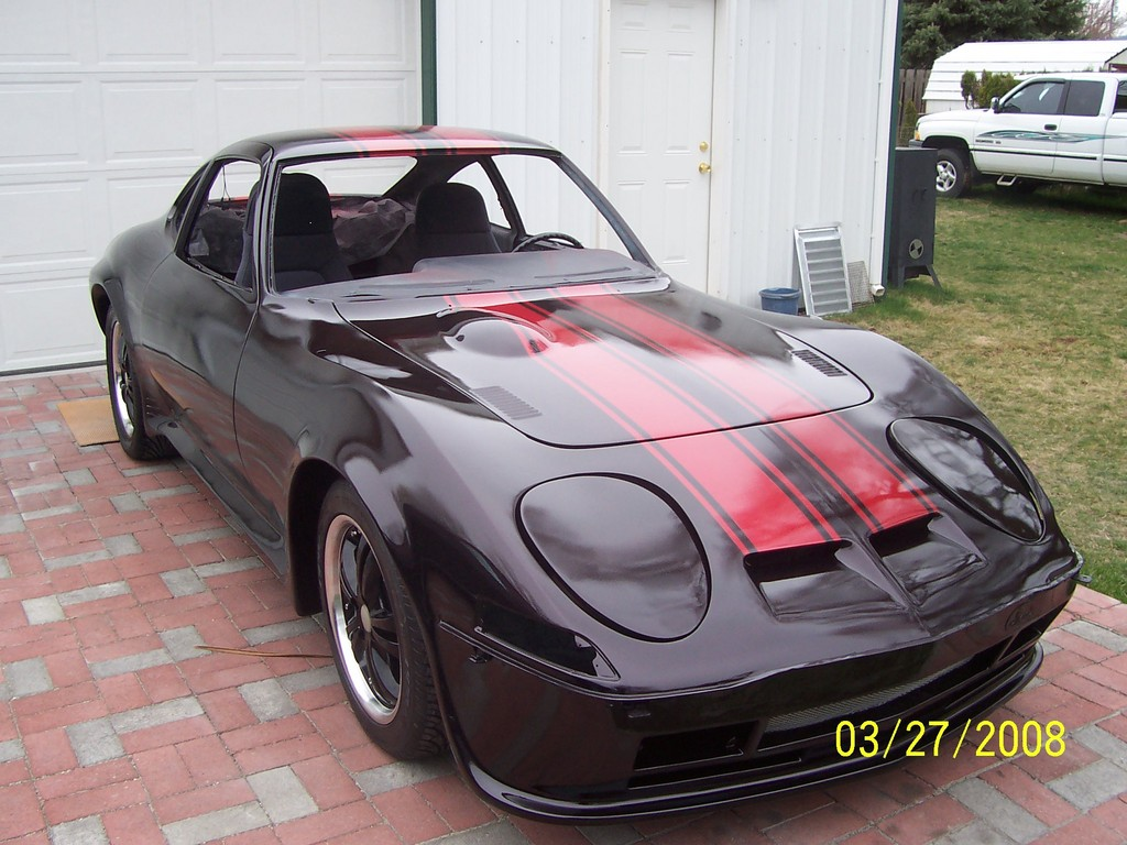 Zink450 1970 Opel Gt Specs Photos Modification Info At