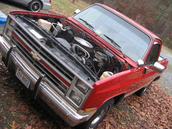 mgardner44s 1985 Chevrolet Silverado 1500 Regular Cab