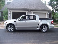 kfielders 2008 Ford Explorer Sport Trac