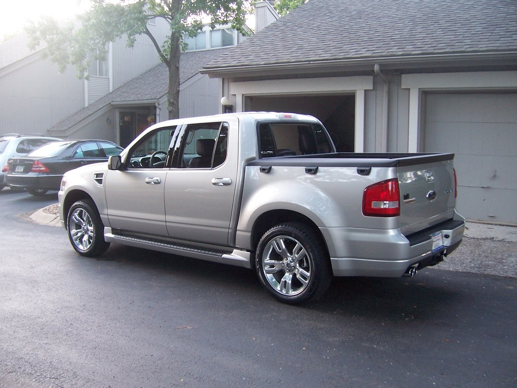 kfielder 2008 ford explorer sport trac specs photos. Black Bedroom Furniture Sets. Home Design Ideas