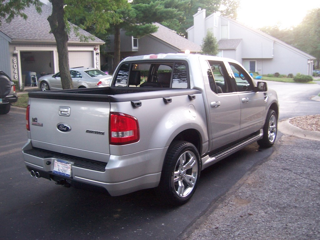 kfielder 2008 ford explorer sport trac specs photos modification info at cardomain. Black Bedroom Furniture Sets. Home Design Ideas
