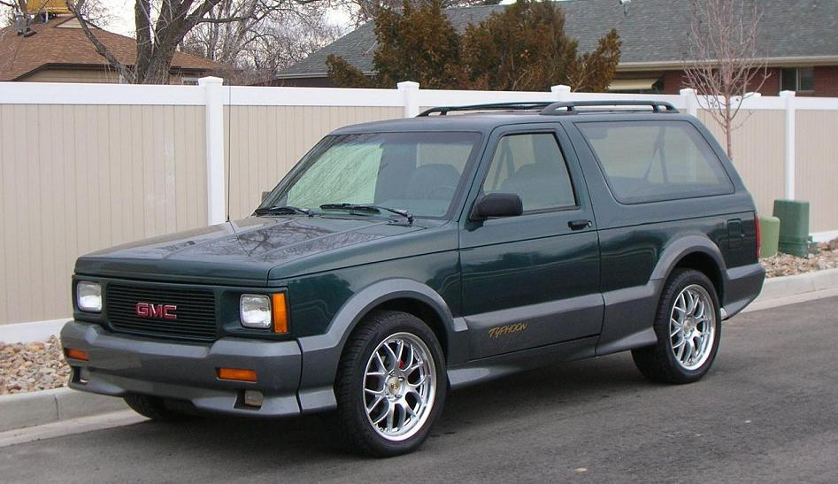 Gmc Typhoon Asmo8850's 1993 gmc typhoon